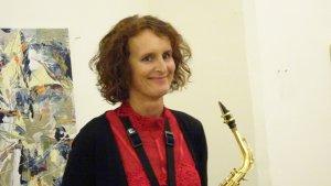 Am Saxophone: Alexandra Steiner